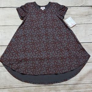Lularoe Girls 8 Scarlett Dress NWT